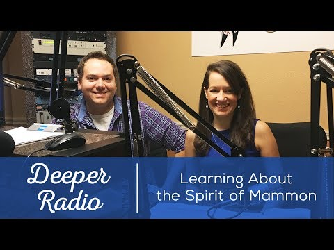 How not to serve money/ Learning about the spirit of Mammon