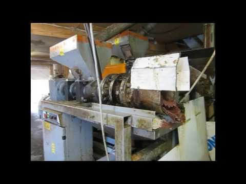 Grape seed oil press KK100