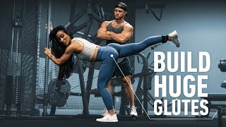 Build Bigger Glutes With Perfect Training Technique ft. Stephanie Buttermore (Glute Kickback)