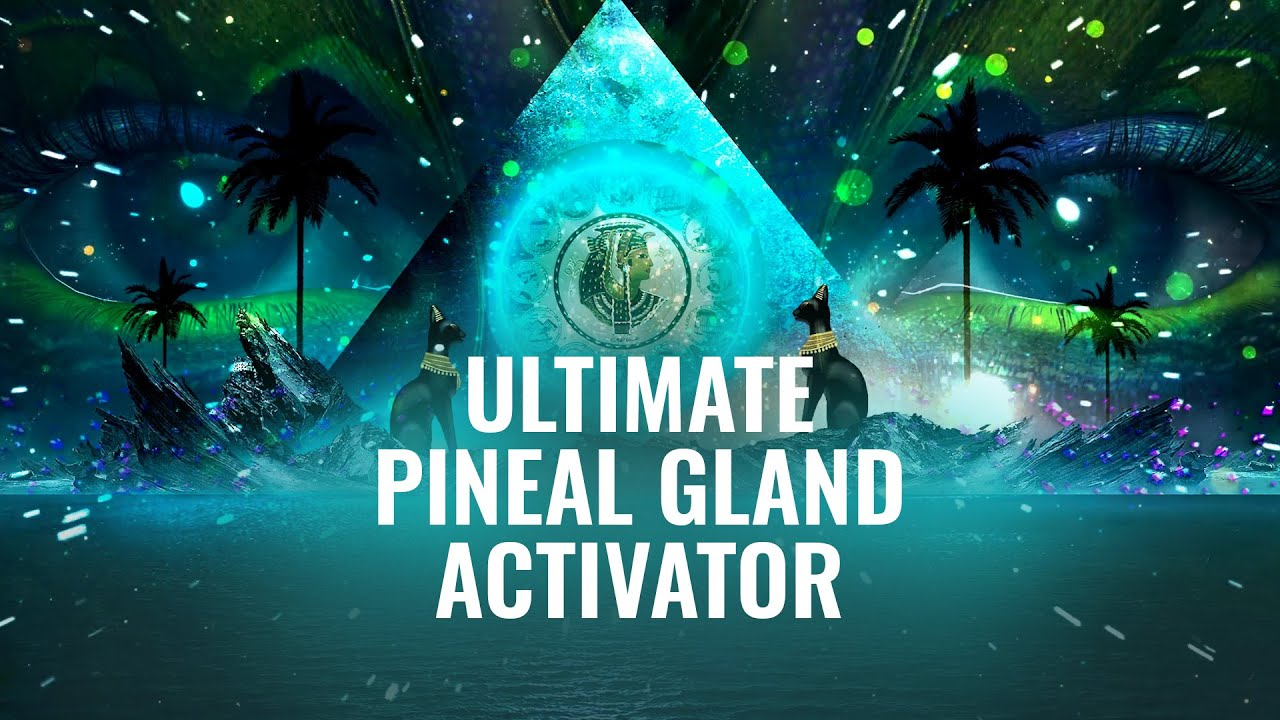 Ultimate Pineal Gland Activator ❯❯ Open Third Eye Chakra ❯❯ 963 Hz Ask the Universe, Binaural Beats