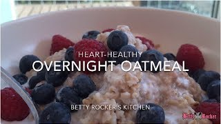 Overnight Oatmeal Recipe: How To Enjoy Grains The Healthy Way