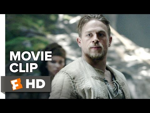 King Arthur: Legend of the Sword Movie Clip - No Way I'm Fighting (2017) | Movieclips Coming Soon