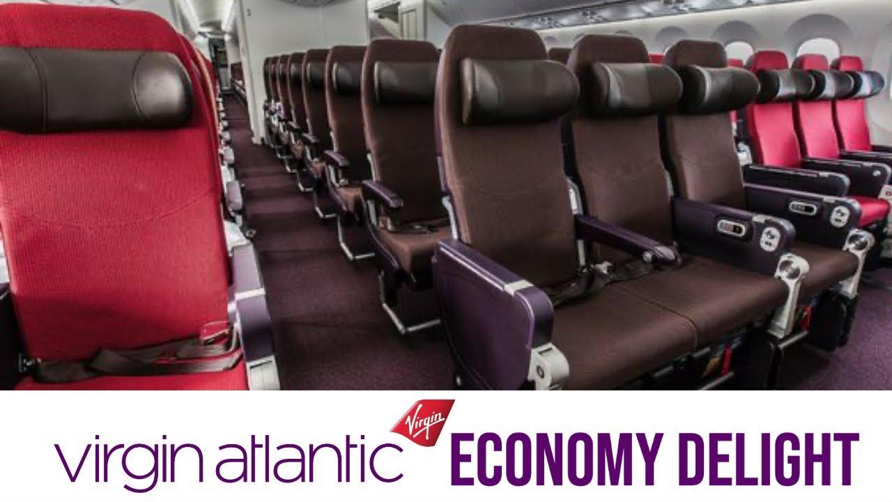 Virgin Atlantic Economy Delight Review