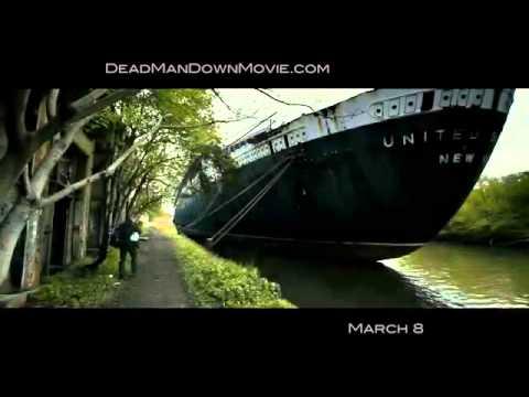 Dead Man Down HD Trailer  2013