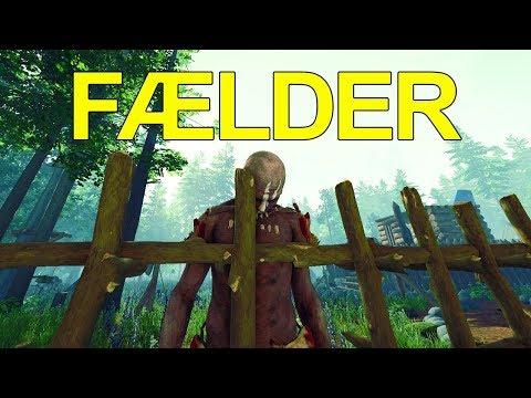 LIGE I FÆLDEN! - The Forest [Dansk]