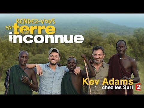 Rendez-vous en terre inconnue - Kev Adams chez les Suri d'Ethiopie - 05 décembre 2017