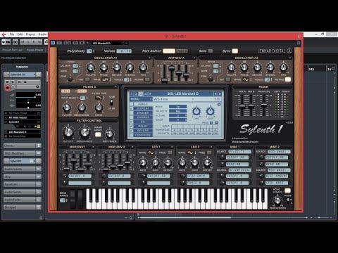Sylenth1 v3 0 BETA, Pre Release Demo, The BIG Soundtest