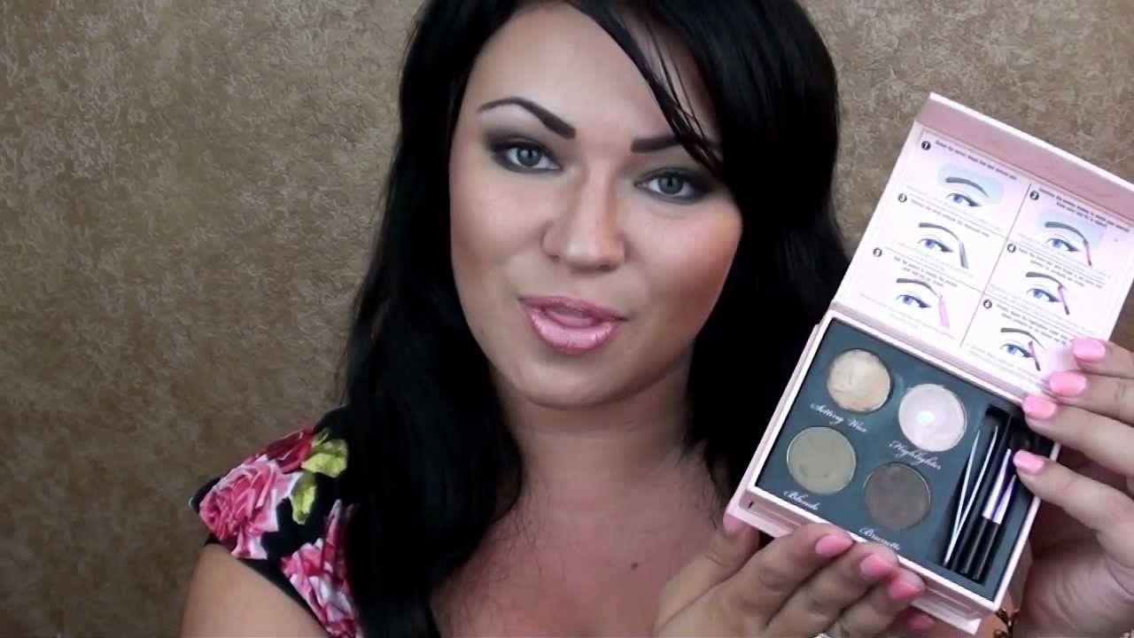Too Faced Brow Envy Reviewtutorial Youtube