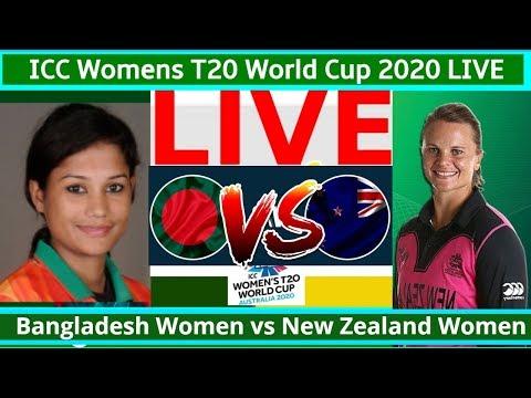 Bangladesh Women Vs New Zealand Women, 13th Match- Live Cricket Score, Commentary LIVE