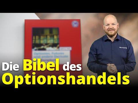 Die Bibel des Optionshandels  Optionsstrategien