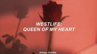 Download Lagu Westlife - Queen Of My Heart  MP3