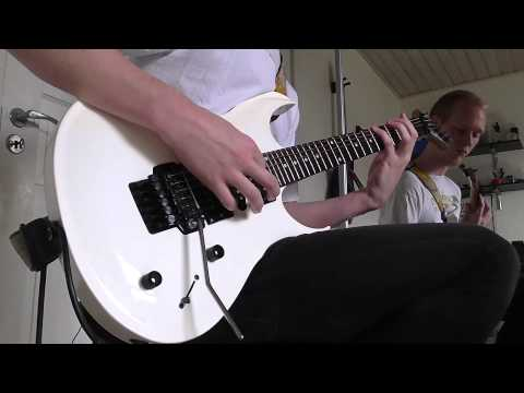Sylosis - Withered (Guitar Cover)