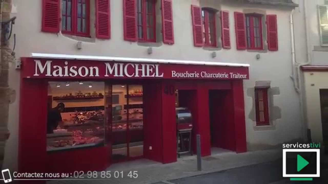 maison michel boucherie charcuterie traiteur landerneau 29 en bretagne tivi guide youtube. Black Bedroom Furniture Sets. Home Design Ideas