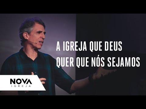 NOVA • A igreja que Deus quer que nós sejamos • com Mauricio Fragale
