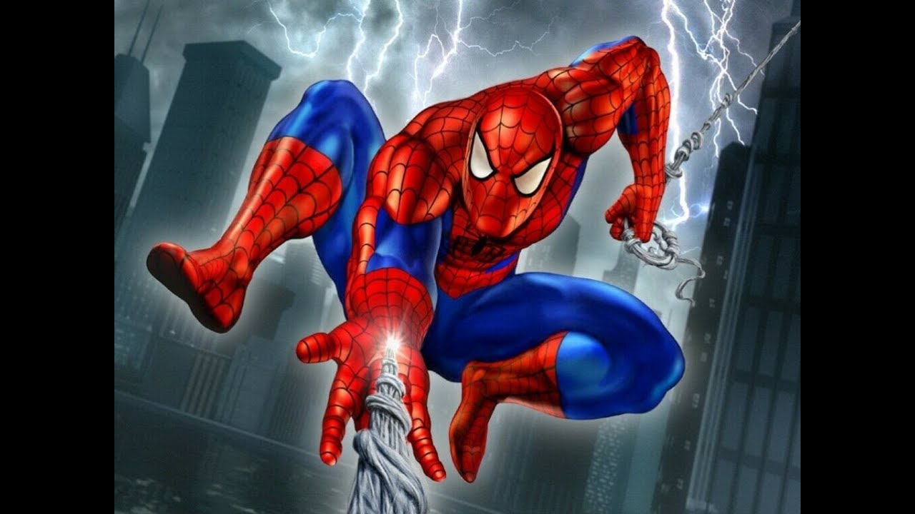 O Espetacular Homem Aranha The Spider Man Novo Desenho Completo
