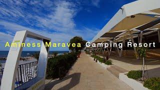 Aminess Maravea Camping Resort   Croatia 4K