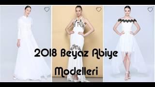 Tozlu Giyim Beyaz Abiye Modelleri 2018