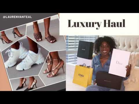 luxury-designer-try-on-haul---bottega-veneta-,-ysl-opyum-,dior-d-connect,-&-manolo-shoes-+-fendi