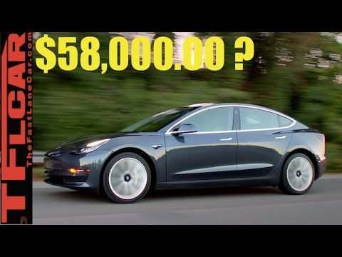 how much does the tesla model 3 really cost tflnews roundup youtube. Black Bedroom Furniture Sets. Home Design Ideas