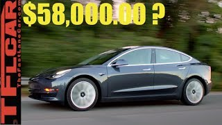 How Much Does The Tesla Model 3 Really Cost? TFLNews Roundup