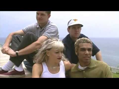 No Doubt - MTV Beach House Interview (6/17/1996)