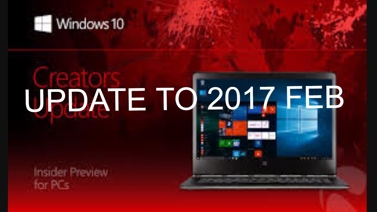windows 10 enterprise update to creators