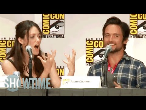Shameless | Emmy Rossum & Amy Smart's Make-Out Session | Comic-Con 2011