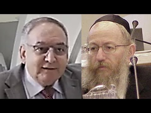 Кто кого: Рав Лицман против профессора Ротштейна