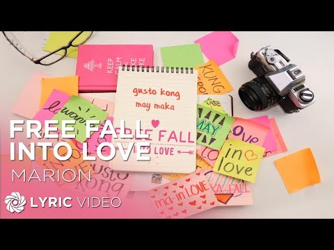 Marion - Free Fall Into Love (Official Lyric Video)