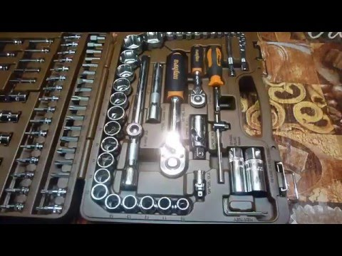 Универсальный набор инструментов Ombra OMT94S
