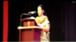 Lesa Maramangalam Endogamy Speech (Part 1 of 2)