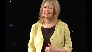 The courage to trust yourself...listen to the nudges | Jo Simpson | TEDxUniversityofEdinburgh