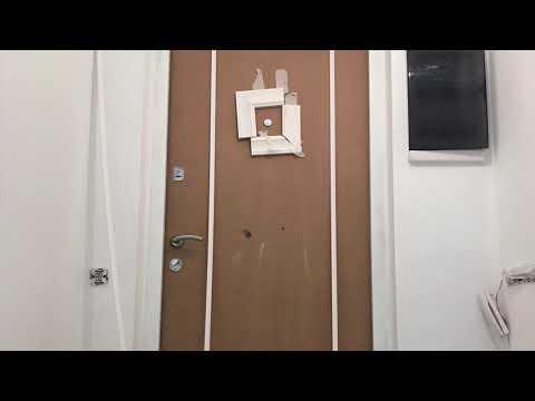 Декорирование входной двери