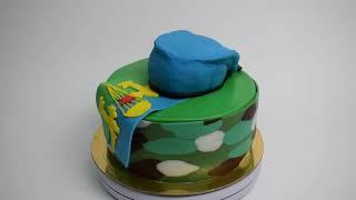 Торт на заказ ВДВ (Tortlike.ru)