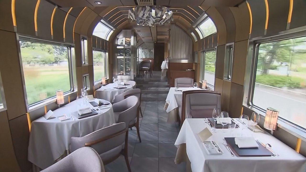 В Японии запустили поезд класса «люкс» с билетами за $10 000 (новости)