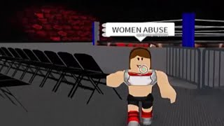 ROBLOX WWE ARE MEAN 😤