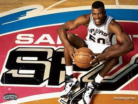 David Robinson Greatest Games: 40 Points vs Suns (1990)