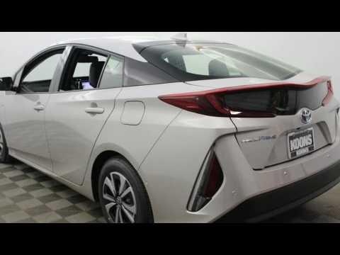 2017 Toyota Prius Prime 5 Door Four Advanced Youtube