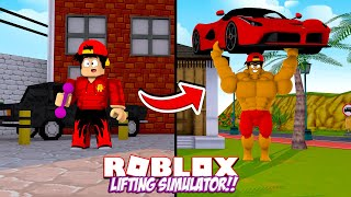 ROBLOX - SPENDING 10,000 ROBUX TO BECOME A BEAST!!!