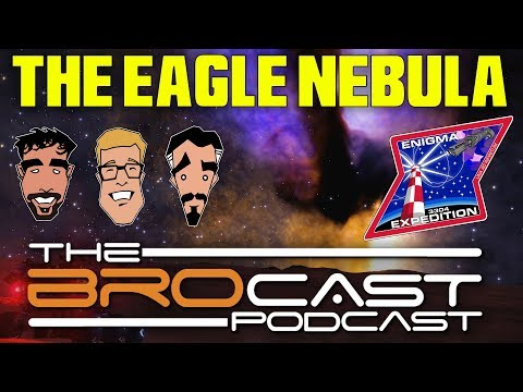 "The Brocast - The Eagle Nebula - Elite Dangerous ""Enigma Expedition"""