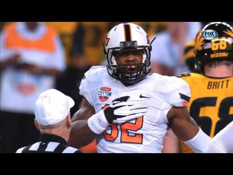 2013 Cotton Bowl - #13 Oklahoma State Vs. #9 Missouri (HD)