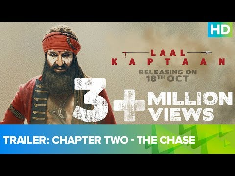 Laal Kaptaan Official Trailer 2 - The Chase