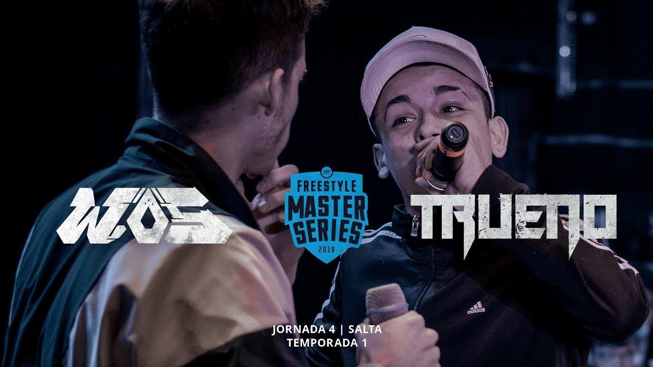 Wos Vs Trueno Fms Argentina Jornada 4 Oficial Temporada 20182019