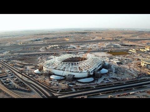 Al Rayyan Stadium: The Progress So Far | Qatar 2022 استاد الريان: التقدم المحرز حتى الآن | قطر ٢٠٢٢