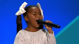 6-year-old singer stuns Republican convention