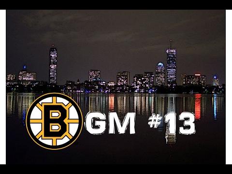 MAJOR RAGE! - NHL 17 GM Mode - Boston Bruins - #13 - (NHL 17 Franchise Mode)