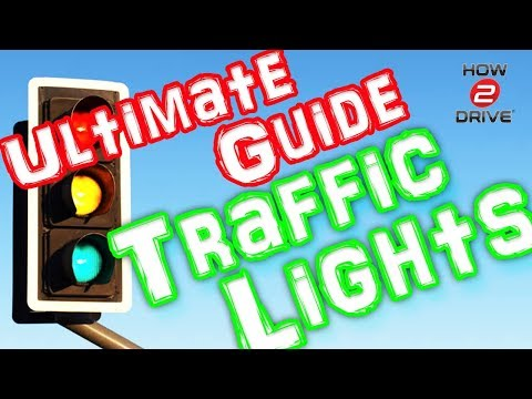 Traffic Lights: The Ultimate Guide to Dealing with Traffic Lights