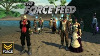 The Force Feed - 40,000 Rift Couples Marry (Feb 17th 2012)