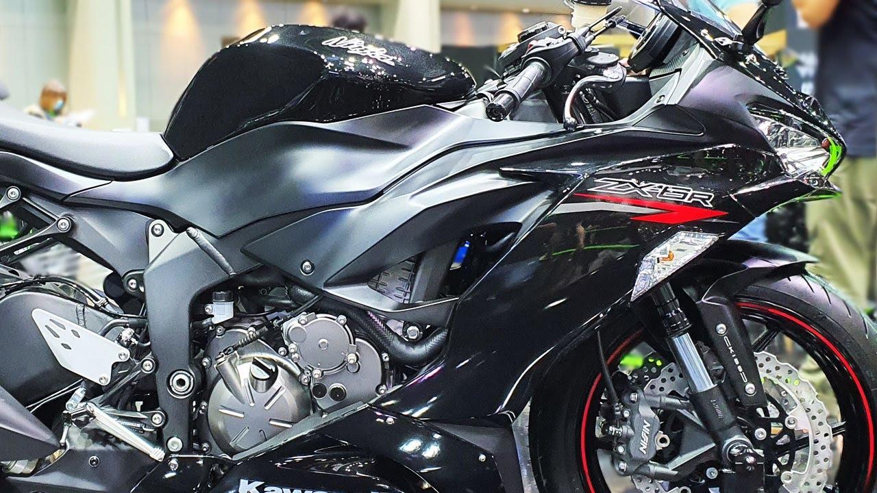 New Kawasaki Ninja ZX-6R - YouTube