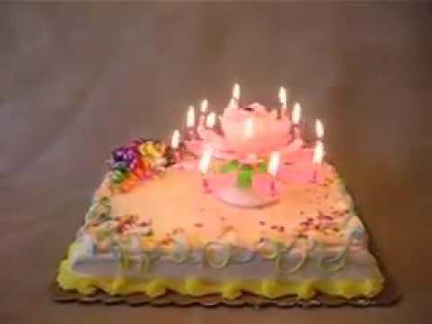Special Birthday cake YouTube